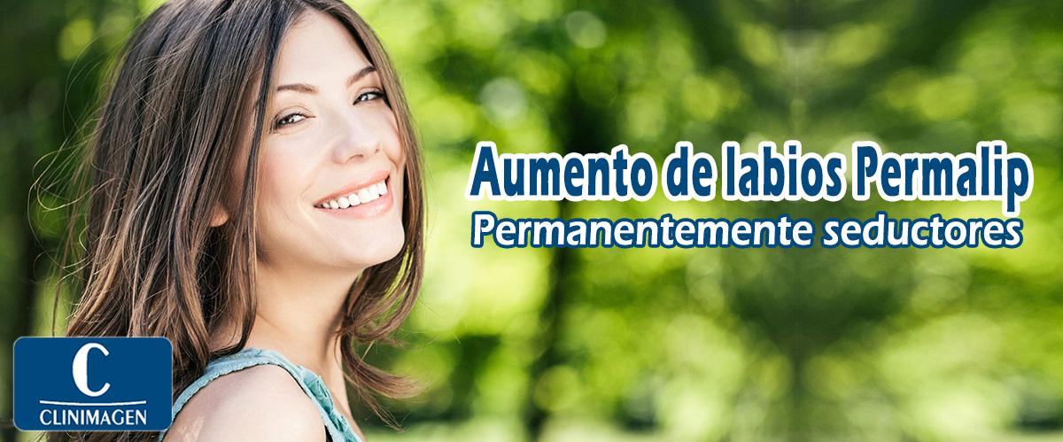 Promoción Aumento de Labios Permalip - Clinimagen