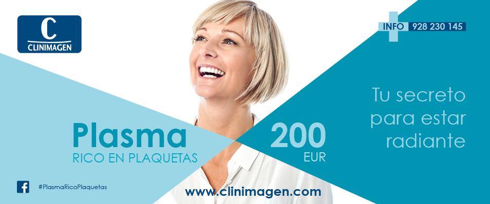 Promoción #PlasmaRicoPlaquetas