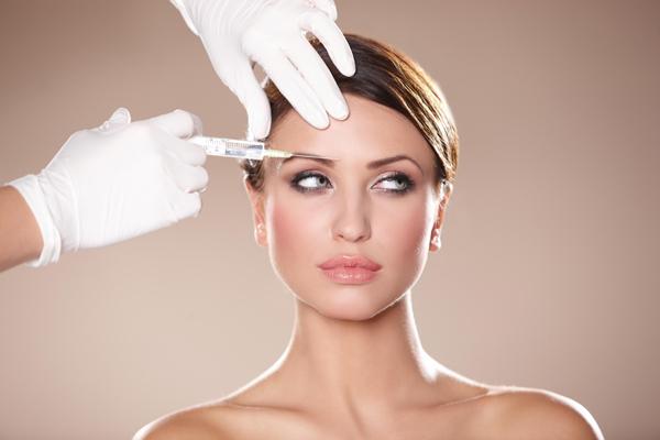 Eliminar las arrugas con botox