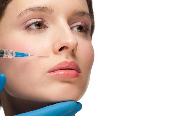Rellenos faciales de ácido hialurónico