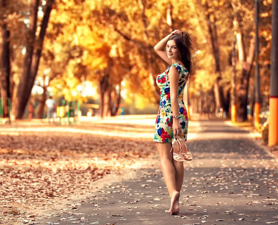 Aumento de pechos en otoño