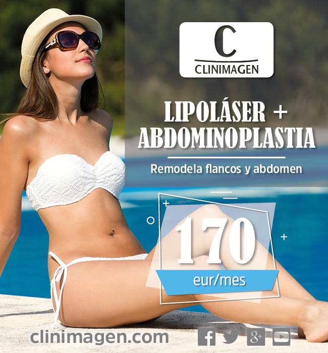 Promoción Lipoláser + Abdominoplastia - Clinimagen