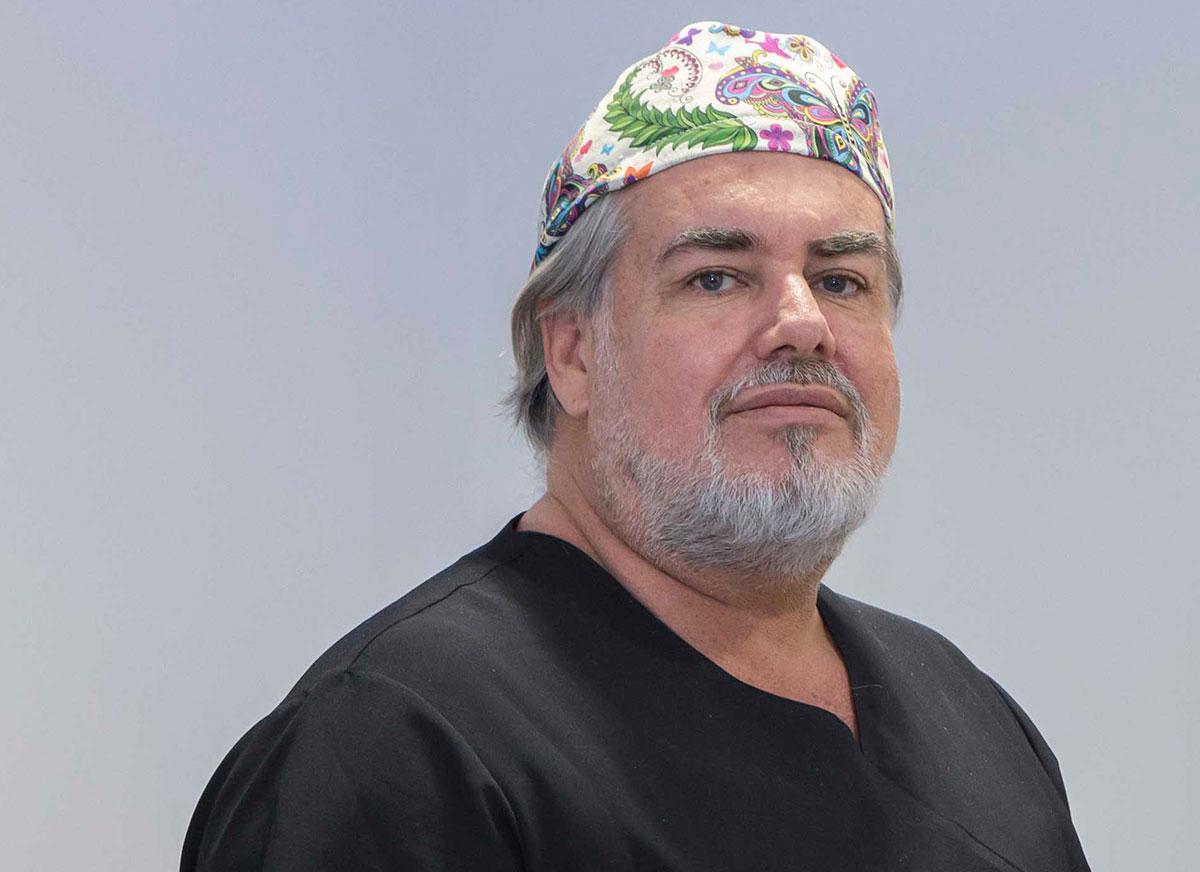 Dr. Gerardo López Bello - Cirujano plástico