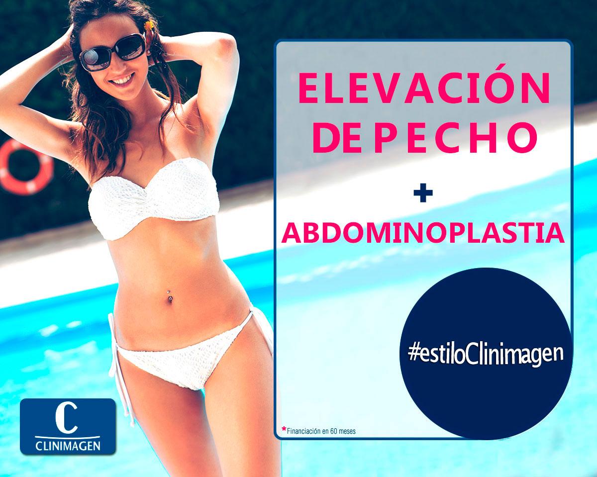 Promoción Elevación de Pecho + Abdominoplastia - Clinimagen